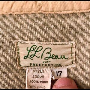 L L Bean Jackets Amp Coats True Vintage Ll Bean Wool
